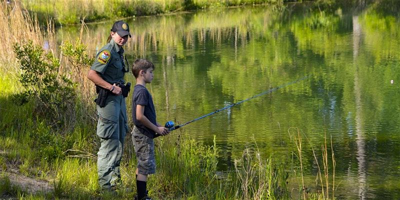 Burton Wells Fishing Rodeo- Beaufort County