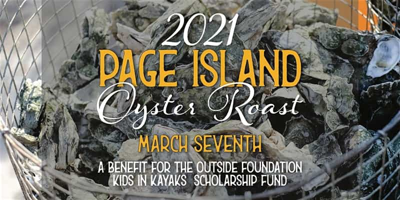 2021 Page Island Oyster Roast
